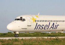 insel air, curacao, antillen, MD 80