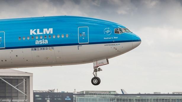 klm, distributietoeslag,vliegtickets
