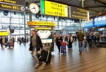 schiphol, amsterdam, luchthaven