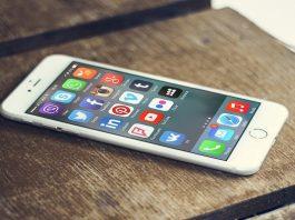 smartphone, telefoon, social media