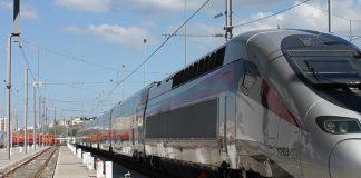 tgv, trein, marokko, tanger, casablanca, oncf