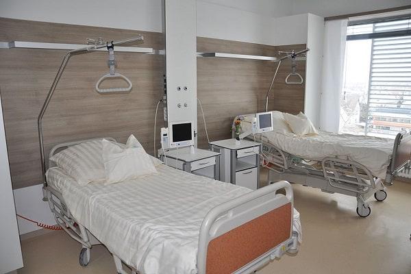 ziekenhuisbed, ziekenhuis,