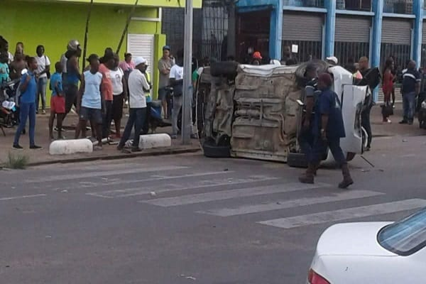 frederik derbystraat, nieuwe domineestraat, suriname, paramaribo