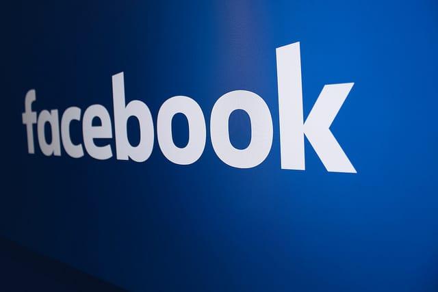 facebook, banner