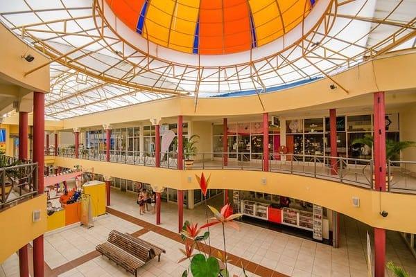 hermitage mall, suriname, paramaribo