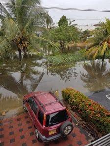 suriname, wateroverlast, regen, paramaribo5