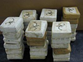 cocainepaketten, drugs