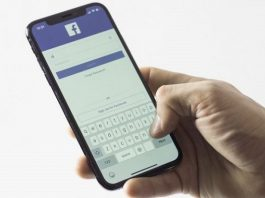 facebook, telefoon