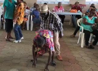 aptijd, dansen, ouderen, suriname