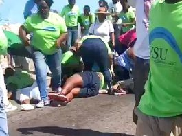 bahamas, labour day accident
