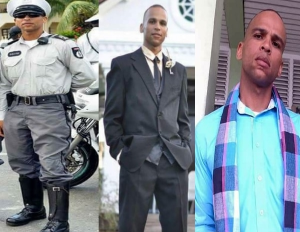 dwight augustuszoon, suriname, politie, kps