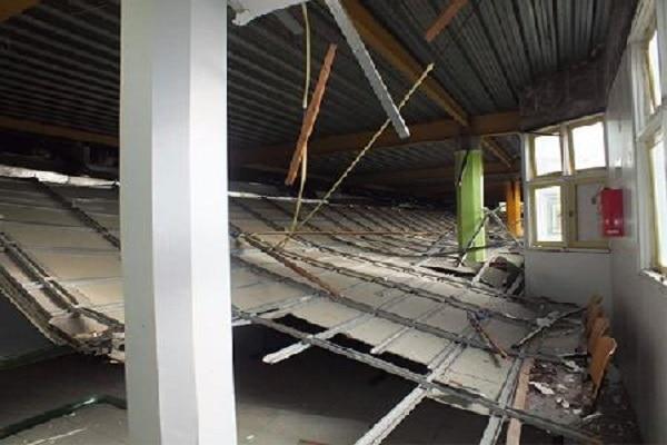 plafond, ziekenhuis, suriname, azp00