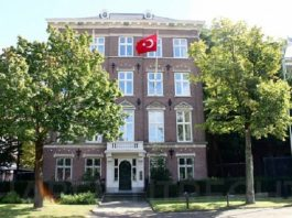 turkse consulaat museumplein amsterdam