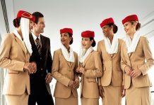 emirates crew, dubai