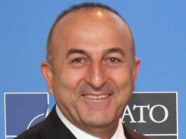 mevlüt_cavuşoğlu, minister, turkije