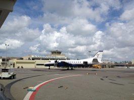 lynden pindling luchthaven bahamas