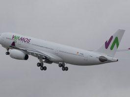 wamos air, airbus a330