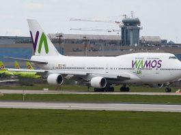 wamos air, boeing 747-400